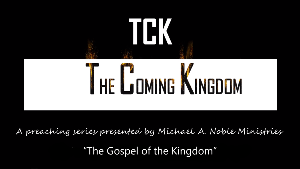 The Gospel of the Kingdom Image