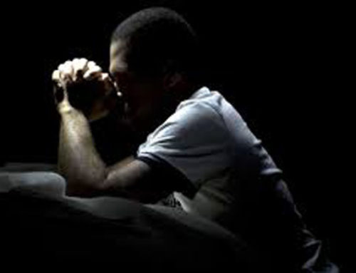 IT'S ME, OH LORD, STANDING IN THE NEED OF PRAYER!